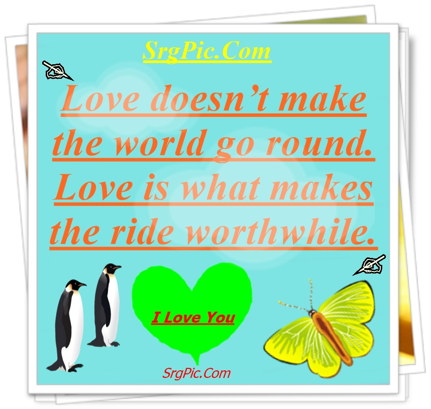 love doesn't make